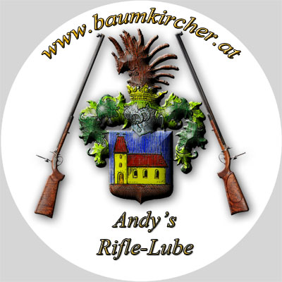 "Andy's Rifle lube ""Minie"""